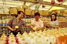 Hanoi votes for consumers' most-favoured Vietnamese products