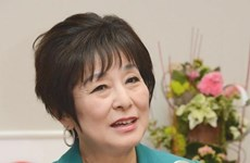 Congratulations to new President of Japan's House of Councillors