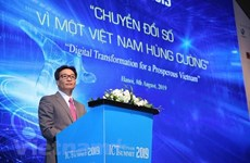 Deputy PM urges thinking outside box to accelerate digital transition