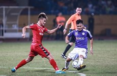 Hanoi FC advance to AFC Cup 2019 inter-zone semi-finals