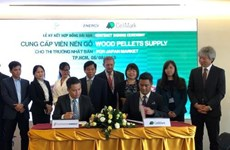 Export of wood pellets to Japan to rise