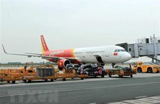 Vietjet Air cancels flights to Taiwan due to typhoon
