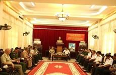 Foreign defence attachés visit Hai Phong, Quang Ninh