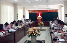 Ninh Thuan applauded for climate change response efforts