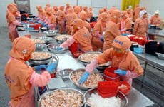 Vietnam seeks to boost agriculture and fishery exports
