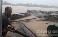 Severe floods kill two in Dong Nai