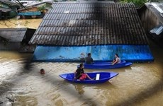 Thailand: 200 houses damaged by storms