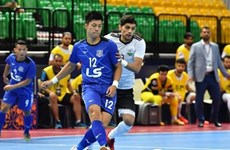 Thai Son Nam advance to quarters of AFC Futsal Club Champ