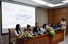 Art show highlights Hanoi in overseas Vietnamese' hearts