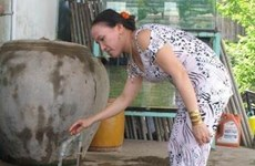 Tien Giang spends big to improve water supply network