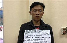 Nghe An busts woman trafficking ring