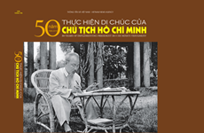 Book features 50-year implementation of President Ho Chi Minh's testament