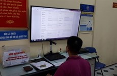 Hanoi boosts online public administrative services
