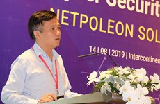 Hanoi workshop shares cyber security solutions