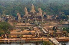 Cambodia tightens regulations to protect Angkor Wat temple