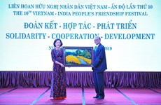 Vietnam-India friendship festival kicks off in Ninh Binh