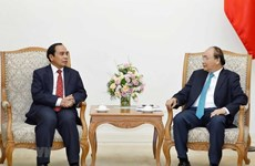 PM: Vietnam ready to partner with Laos in inspection work