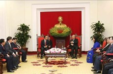 Vietnam, Laos forge inspection cooperation