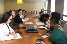 Vietnam, South Africa boost cooperation for women's development