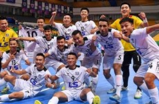 Thai Son Nam enter AFC Futsal Club Championship semifinals