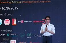 Vietnam AI festival opens in Hanoi