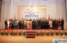Indian Independence Day marked in Hanoi