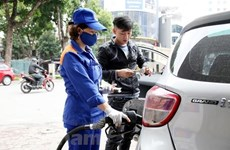 Petrol prices fall for second time in one month