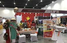 ASEAN food festival kicks off in Myanmar