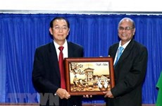 HCM City, India strengthen solidarity, friendship