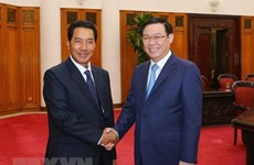 Deputy PM lauds growing ties between Vietnamese, Lao NAs