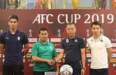 Injury-hit Hanoi FC still aim for cup glory