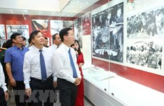 Exhibitions mark 50-year implementation of late President's Testament