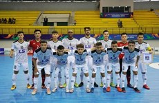 AFC congratulates Thai Son Nam futsal club
