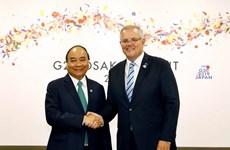 Australian PM's Vietnam visit to foster bilateral ties