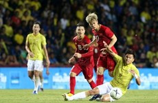 Tickets for Vietnamese fans in match against Thailand sold out
