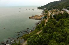 Kien Hai island a major tourist attraction in Kien Giang province