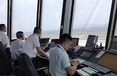 Air traffic controllers face strain with rising flights