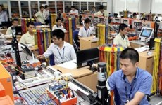 Global supply chains remain out of reach of Vietnamese firms
