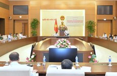 Implementation of regulations on foreigner management reviewed