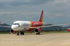 Vietjet cancels two flights to Taiwan due to tropical storm