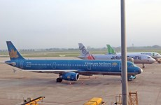 Vietnam Airlines adjusts flight schedules due to Storm Bailu