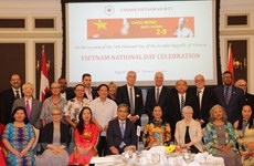 Vietnam's National Day marked in Canada, Hong Kong
