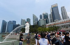 Singapore's inflation falls to three-year low
