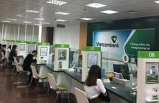 Vietcombank in Forbes' top 50 listed Vietnamese companies