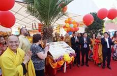 OV community in Czech Republic builds Vietnamese pagoda