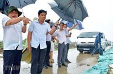 Ca Mau asked to work harder on coastal erosion prevention