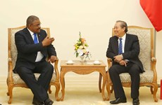 Deputy PM receives President of Cuban Supreme Court
