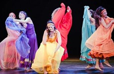 Israel & Vietnam Folk Harmony takes place in Hanoi