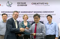 New Zealand helps HCM City develop startup ecosystem