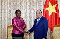Large room for Vietnam-Botswana cooperation: PM